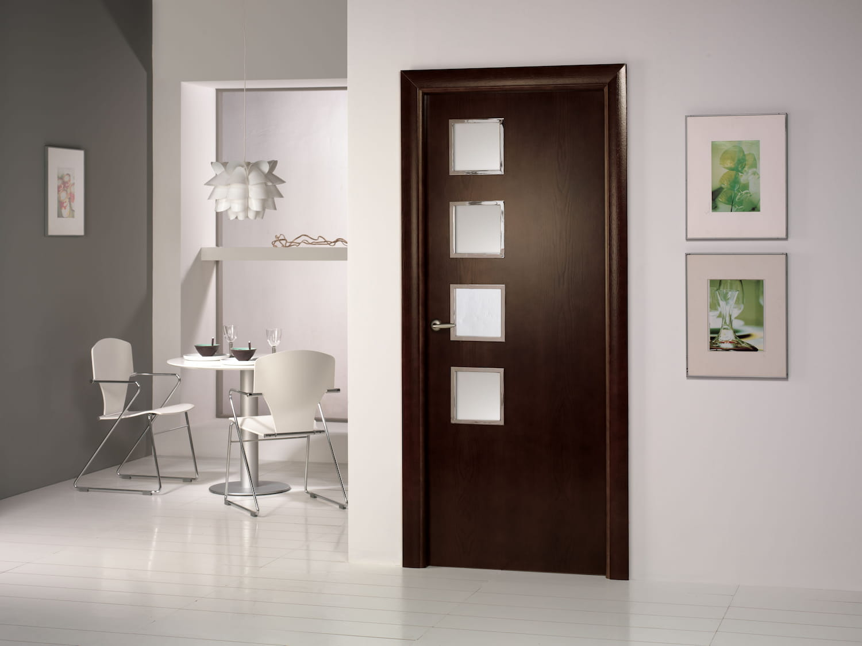 Armarios puertas y vestidores en la exposici n de gibeller for Modelos de barcitos hecho en madera