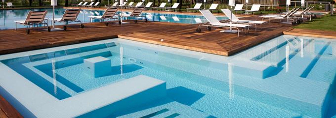 Dise o piscinas de exterior piedras naturales - Diseno de piscinas naturales ...