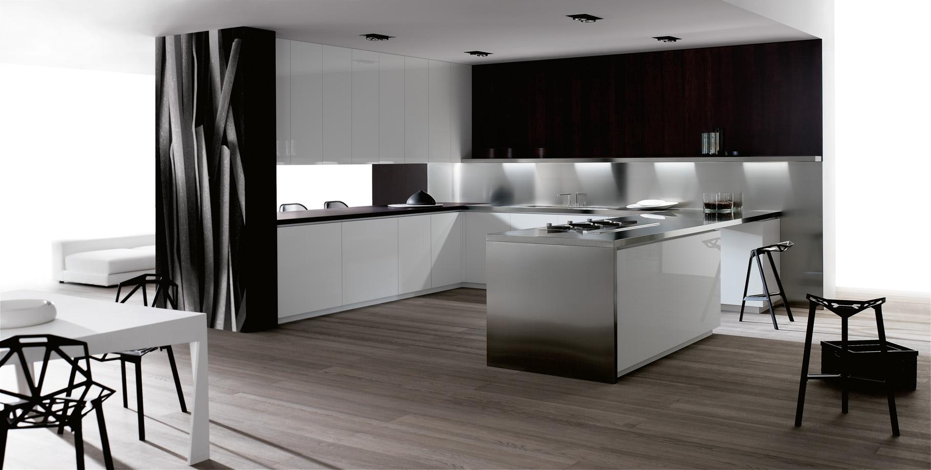 Mobiliario de cocinas modernas en alicante piedras for Mobiliario para cocina