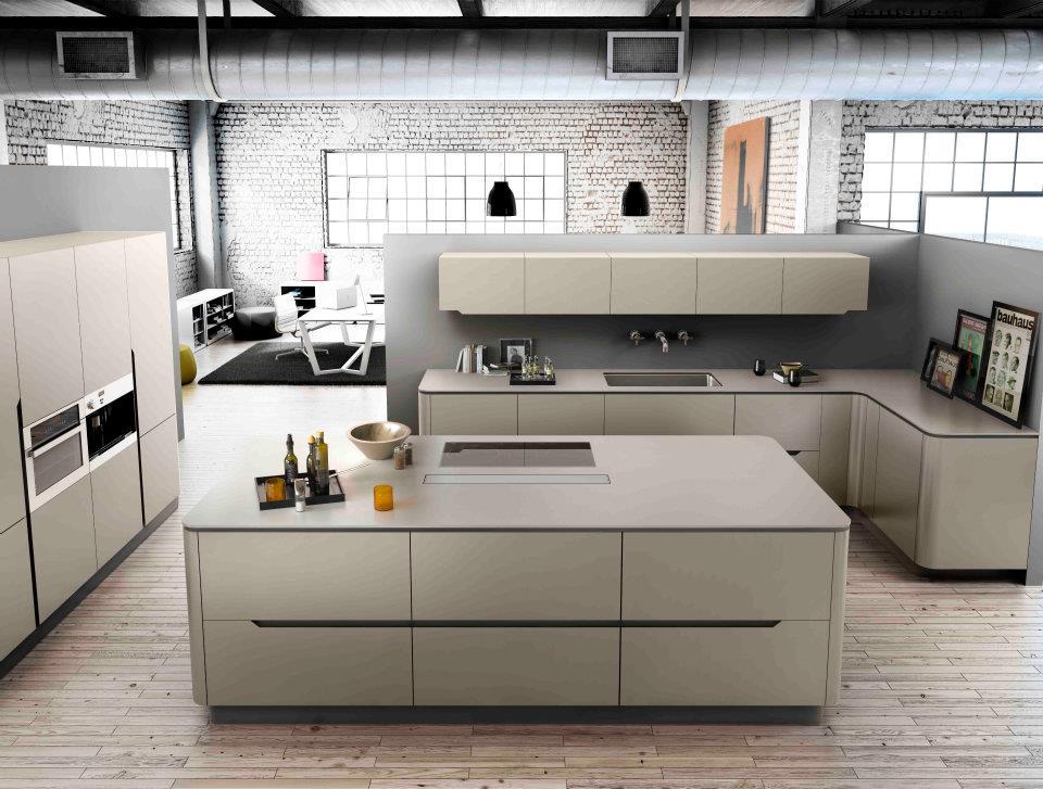 Mobiliario de cocinas modernas en alicante piedras - Muebles de cocina alicante ...